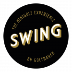 Minigolf Swing by golfbaren